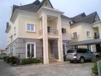 5 Bedroom Detached House with 2 Room Bq in Carlton Gate Estate., Carlton Gate Estate, Chavron Drive, Lekki Peninsula, Lagos, Lekki Phase 1, Lekki, Lagos, Flat for Rent