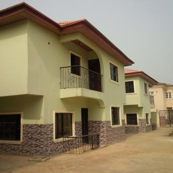 Brand New 4 Bedroom, Off Channels Avenue, Opic, Isheri North, Lagos, Detached Duplex for Rent