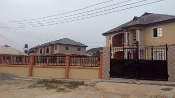 4 Units of Tastefully Finished 3 Bedroom Flats for Sale, Olu-odo, Ebute, Ikorodu, Lagos, Block of Flats for Sale