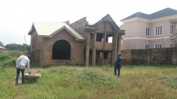 Uncompleted 5 Bedroom, Temidire Estate, Ologuneru, Ibadan, Oyo, Detached Duplex for Sale