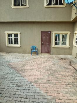 Decent Mini Flat, Off Cement Bus Stop, Onilekere, Ikeja, Lagos, Mini Flat for Rent