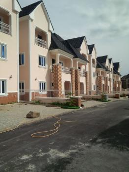 Newly Built 14 Units of 4 Bedroom, Asokoro Extension, Guzape District, Abuja, Terraced Duplex for Sale
