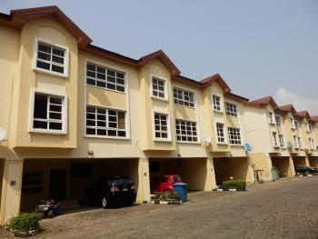 Well Maintained Four Bedroom, Chevron Drive, Chevy View Estate, Lekki, Lagos, Terraced Duplex for Rent
