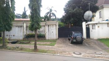 1,450 Sqm Residential Plot of Land (flat Land), No 22, Colorado Street, Off Thames Street, Maitama District, Abuja, Residential Land for Sale