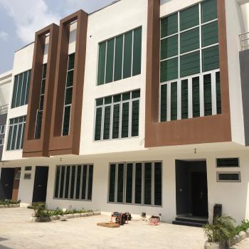 Luxury 4 Bedroom, Lekki Phase 1, Lekki, Lagos, Terraced Duplex for Rent