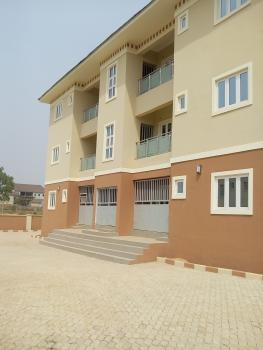 Tastefully Finished and Brand New 2 Bedroom, Before America International School, Durumi, Abuja, Flat / Apartment for Rent