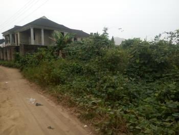 Well Located, Dry and Firm Land Measuring 1400sqm, Osongama Housing Estate, Uyo, Akwa Ibom, Residential Land for Sale