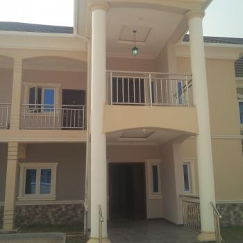 Newly Built & Tastefully Finished 4 Units, 3 Bedrooms + Self Con, By Next Cash N Carry Mall, Near Custom Quarters, Kado, Abuja, Flat / Apartment for Rent
