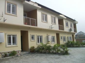 Brand New Luxury Terrace with Bq, Addo Road Ajah, Ado, Ajah, Lagos, Flat / Apartment for Rent