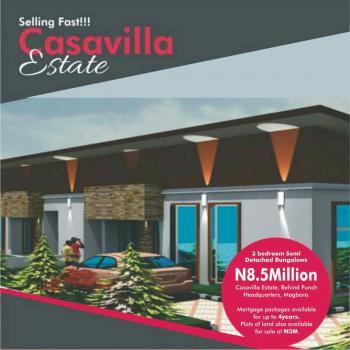 House, Magboro, Ogun, Semi-detached Bungalow for Sale