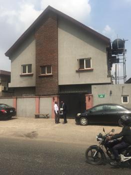 8 Bedroom House + Intenal Swimming Pool, Masha, Surulere, Lagos, Detached Duplex for Sale