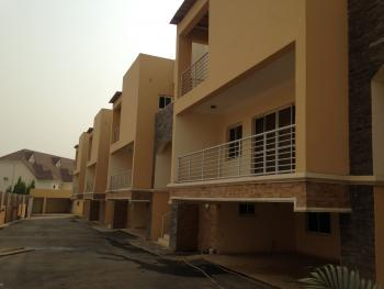 4 Units of Neatly Finished 5 Bedroom Terrace Duplex with 1 Room Self Contained Boys Quarters Each, Jabi, Abuja, Terraced Duplex for Rent