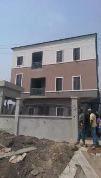 Newly Built Three Bedroom Flat for Rent in Olive Park in Ajah, Ajah, Lagos, Flat / Apartment for Rent