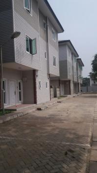 Newly Built 4 Bedrooms Duplex at Royal Sanderton Estate, Yaba, Lagos, Gbagada, Lagos, Detached Duplex for Rent