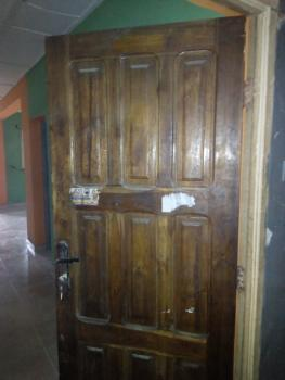 Decent Three Bedroom, Onike, Yaba, Lagos, House for Rent