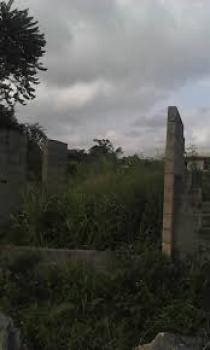 Plot of Land with a 3 Bedroom Foundation, Liberty Estate, Amuwo Odofin, Satellite Town, Ojo, Lagos, Residential Land for Sale
