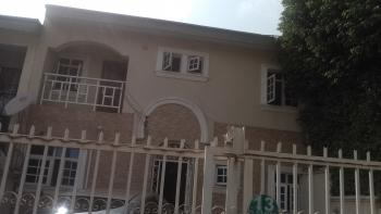 Semi Detach 4 Bedroom Duplex, C Close, Afe I.o Street, Kado, Abuja, Semi-detached Duplex for Sale