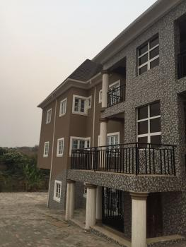 Brand New & Tastefully Finished 3 Bedroom Flat with Bq, By Julius Berger Staff Quarters, Life Camp, Gwarinpa, Abuja, Flat / Apartment for Rent
