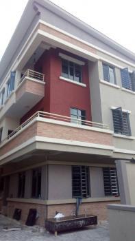Luxury 5 Bedroom Terrace, Simeon Akinlolu Street, Oniru, Victoria Island (vi), Lagos, Terraced Duplex for Sale