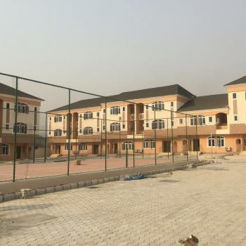 Brand New Luxury 3 Bedrooms with a Room Bq Terrace Duplex for Rent in a Mini Estate in Jahi 2.5m Yearly, Jahi, Jahi, Abuja, Terraced Duplex for Rent