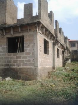 Block of 3 Flats Carcass, Beside Rccg, Berger, Arepo, Ogun, Block of Flats for Sale