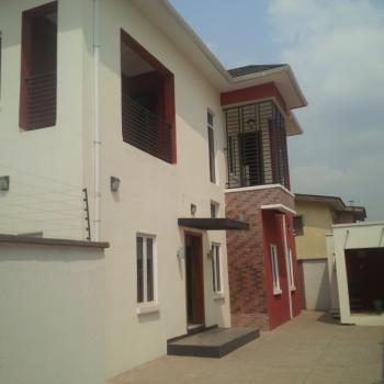 4 Bedroom Detached Duplex and Bq, Phase 1, Magodo, Lagos, Detached Duplex for Sale