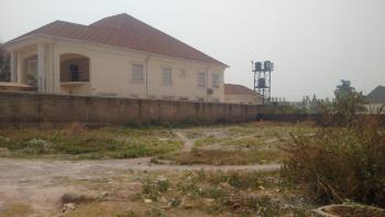 Fenced 1400sqm Land, Opposite Games Village, Durumi, Abuja, Residential Land for Sale