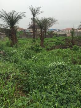 6 Plots of Land, Off Stadium Road//behind Atrium, Rumukalagbo, Port Harcourt, Rivers, Residential Land for Sale
