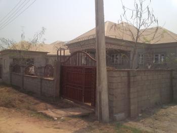 3 Bedroom Bungalow, Off Karu Karshi Expressway, Orozo, Abuja, Detached Bungalow for Sale