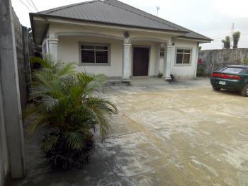 Modern 4 Bedroom Bungalow Urgent Sale, Igba Estate, Off Power Encounter, Rumuodara, Port Harcourt, Rivers, Terraced Bungalow for Sale