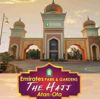 Emirate Park and Garden, Sokoto Road, The Hajj, Atan, Ado-odo/ota, Ogun, Mixed-use Land for Sale