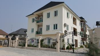 Brand New, Highly Functional and Well Located 3 Bedroom Flat, Off Ajiran Road, By Friends Colony, Agungi, Lekki, Lagos, Flat / Apartment for Rent