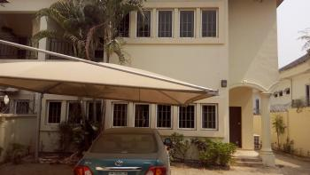 Luxury and Tastefully Serviced 4 Bedroom Semi Detached Duplex with 2 Rooms Guest Chalet, Maitama District, Abuja, House for Rent