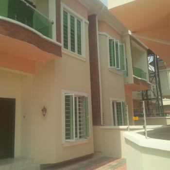 Spacious New Wing, Osapa, Lekki, Lagos, Semi-detached Duplex for Sale