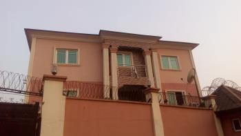 Block of 3 Bedroom Flats, Efuntide Anike Street, After Ajao Estate, Oke Afa, Isolo, Lagos, Flat / Apartment for Rent