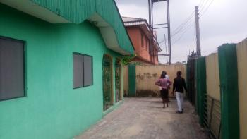 Newly Renovated Bungalow of Three Semi Detached Flats, Off Chinkelly Road, Effurun, Uvwie, Delta, Semi-detached Bungalow for Sale