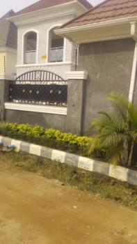 Luxury 4 Bedroom, Unity Hills Estate, Life Camp, Kafe, Abuja, Detached Duplex for Sale