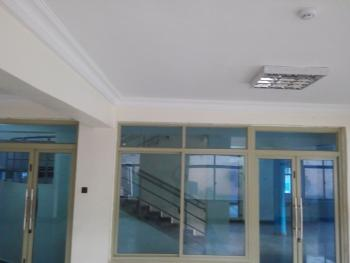 Open Plan Office Space, Measuring 220 Sqm, Plot 167, Ademola Adetokunbo Crescent, Close to Penniel Apartment, Wuse 2, Abuja, Office for Rent