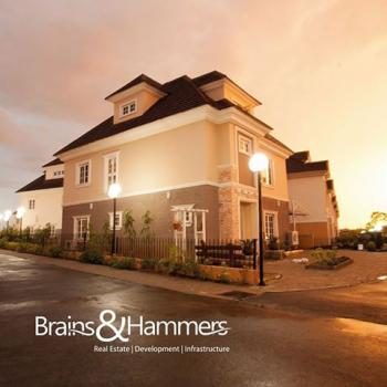 Luxury 5 Bedroom Detached Duplex, Brains and Hammers, Life Camp, Gwarinpa, Abuja, House for Sale