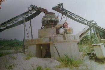 Quarry of 153 Acres of Rock Land, Abeokuta North, Ogun, Factory for Rent