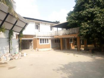 Spacious 5 Bedroom Duplex with 2 Bq on Almost 2 Plots, Shonibare, Mende, Maryland, Lagos, Detached Duplex for Rent