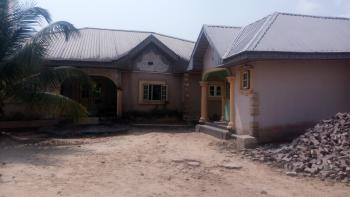 Tastefully Finished Executive Two Detached Bungalows, Behind Chinkelly School Off Npa Express Road, Effurun, Uvwie, Delta, Detached Bungalow for Sale