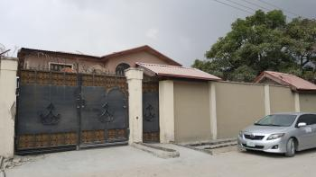 Ambassadorial and Massive 4 Bedroom Detached Duplex with 2 Room Boys Quarter, By Admiralty Homes Estate, Alpha Beach Road, Lekki Phase 2, Lekki, Lagos, Detached Duplex for Sale