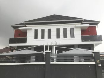 Captivating 4 Bedroom Fully Detached House with a Room Bq, Chevy View Estate, Lekki, Lagos, Semi-detached Duplex for Sale