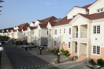 Luxury 4 Bedroom Terrace + Bq, Life Camp, Gwarinpa, Abuja, Terraced Duplex for Sale
