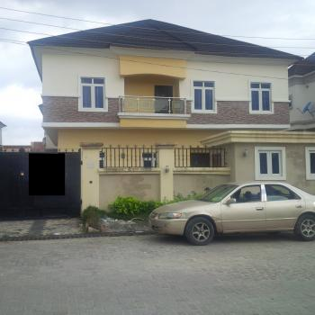 Lovely 5 Bedroom Property with Bq, Chevy View Estate, Lekki, Lagos, Detached Duplex for Sale