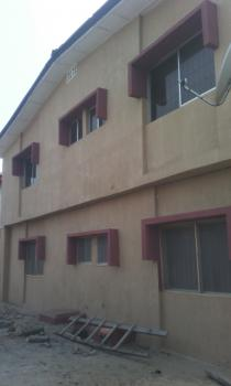 Newly Built 3 Bedroom Flat, Ago Palace, Isolo, Lagos, Flat / Apartment for Rent