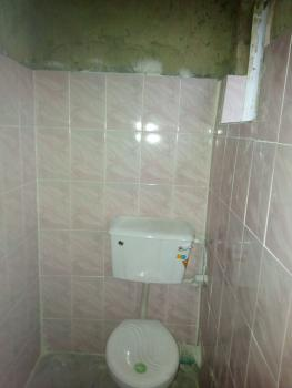 2 Units of Lovely Room Self Contained with Car Parks, Fola Agoro, Yaba, Lagos, Self Contained Flat for Rent