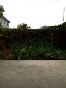 Fenced One and Half Plot for Sale at Odili Road Portharcourt, Trans Amadi, Port Harcourt, Rivers, Residential Land for Sale