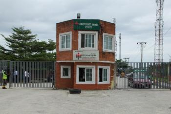 900 Sqm Land in Lekky County Homes, Lekki County Homes Inside, Ikota Villa Estate, Lekki, Lagos, Residential Land for Sale